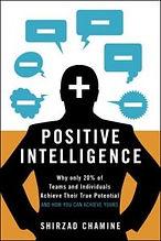 Livre Positive Intelligence de Shirzad Chamine