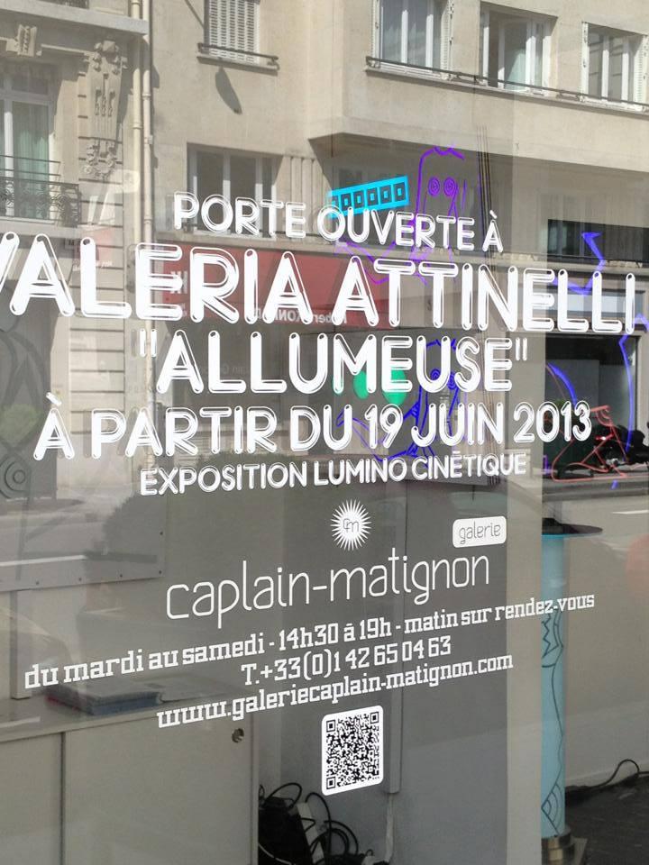 GALERIE CAPLAIN MATIGNON