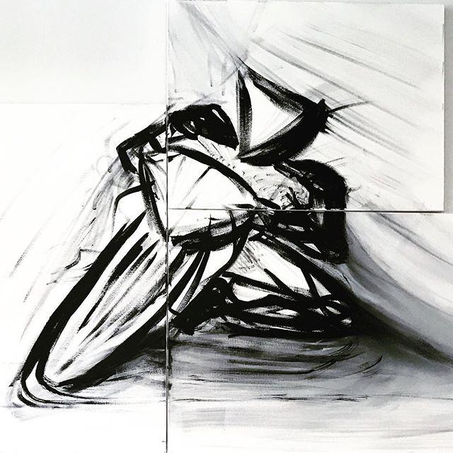 Motociclista •_•_ #art #dianapintaldi #a