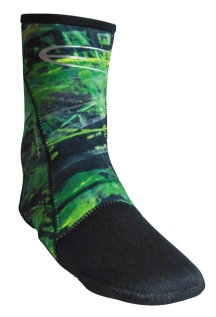 Socks Green Fusion