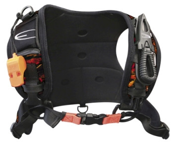 harness EasyFit Red Fusion