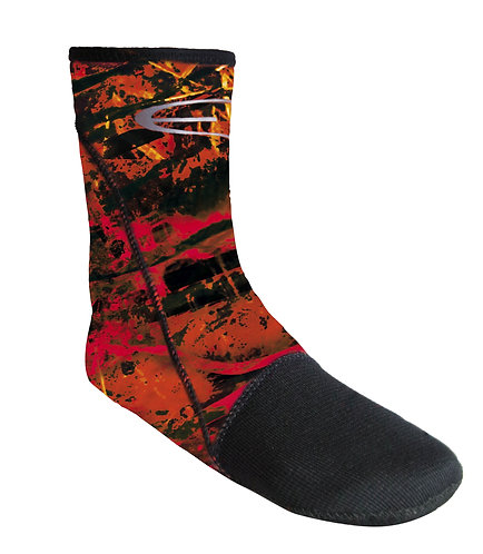 Socks Red Fusion V.2