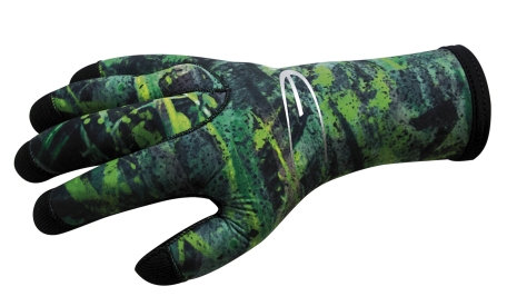 Gloves Green Fusion