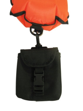 Leads weight pocket