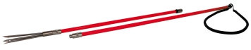Pole spear Red