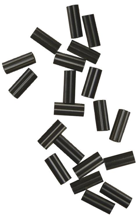 Sleeves black 165 - pack 20pcs