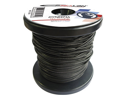Dyneema Tech line black - 50m