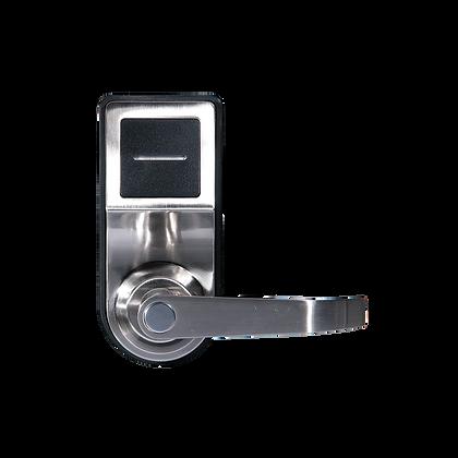 Fox FL-D6606ST - Κλειδαριά RFID - Ασημί