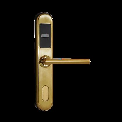 StarPro SP-100ELGT - Waterproof RFID Lock - Gold