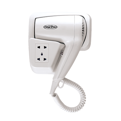 StarPro SP-603 - Σεσουάρ μαλλιών 1200W