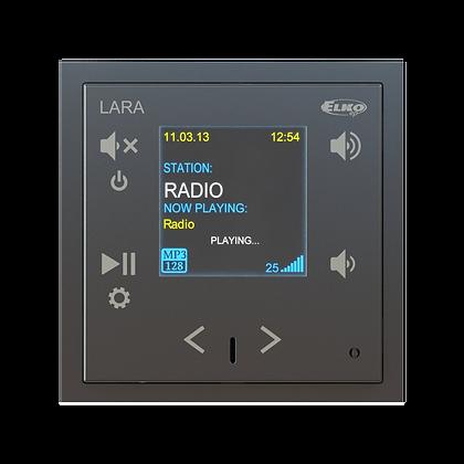 Inels LARA-R/IS RADIO - Ραδιόφωνο και συσκευή αναπαραγωγής μουσικής