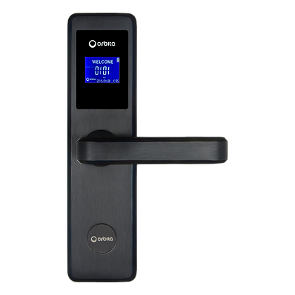 Orbita E4431A - RFID Lock, Black