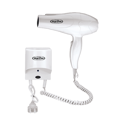 StarPro SP-601 - Hotel Air Dryer 1200W