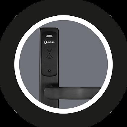 Orbita E3461P - Κλειδαριά RFID - Μαύρο