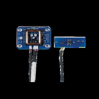 D-Lock PCB, Temic