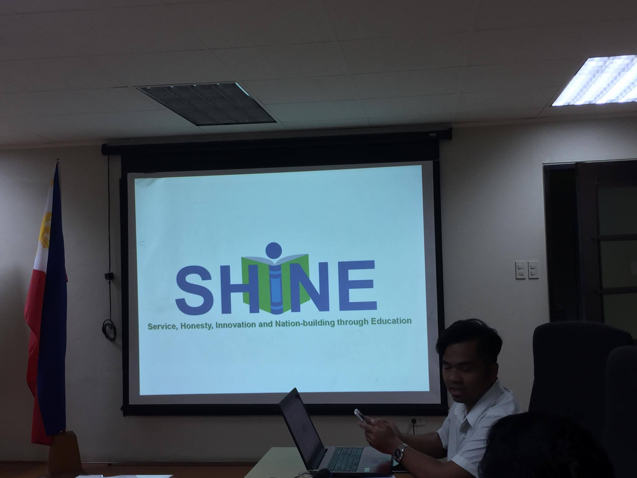 shine photo