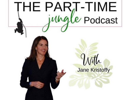 Reflecting on Parenting: THE PART-TIME JUNGLE Podcast