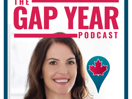 The Gap Year Podcast with Michelle Dittmer: Who Should Take a Gap Year and Why? Jane's Perspective