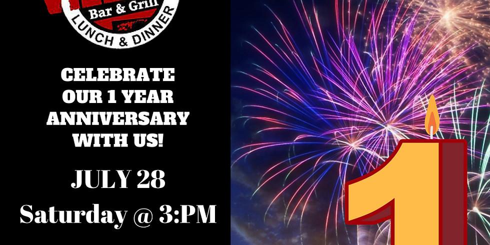 Village Bar & Grill's 1 Year Anniversary (1)