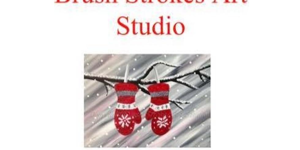 Paint Night - Brush Strokes Art Studio