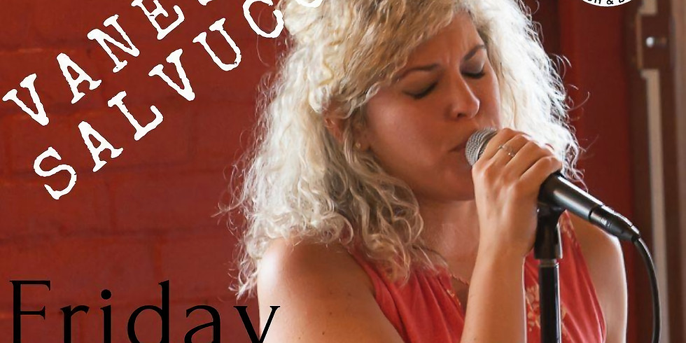 Italian Night - Vanessa Salvucci Live
