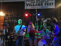 Village Bar & Restaurant 1st Anniversary Party