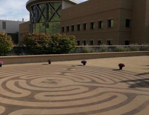 Labyrinth dedication.jpg