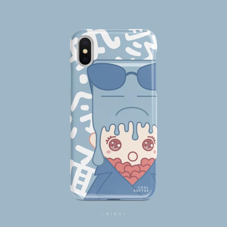 Cool Softee Phone Case