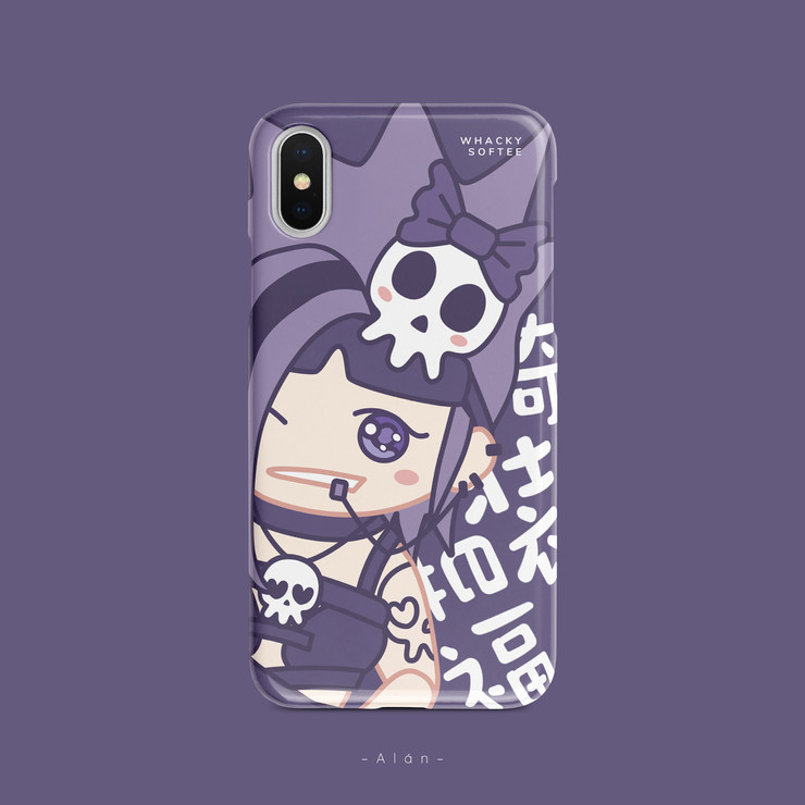 Whacky Softee Phone Case