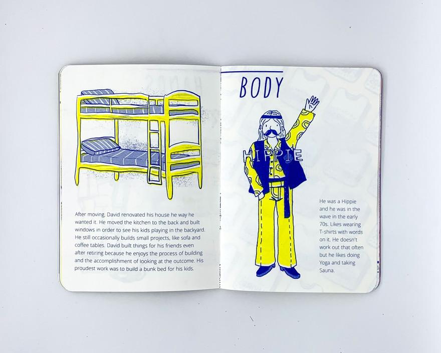 David's Story - Body
