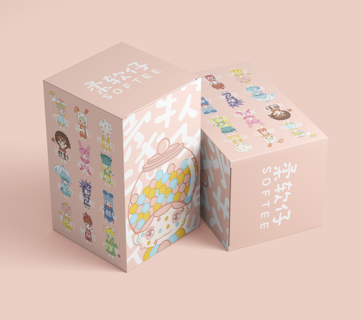 Blind Box Package