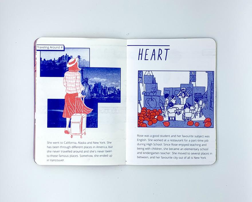 Rose's Story - Heart