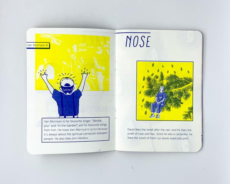 David's Story - Nose