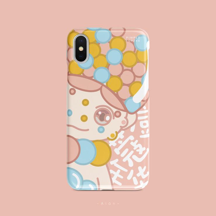 Pimple Softee Phone Case