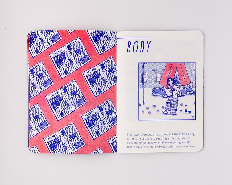 Rose's Story - Body