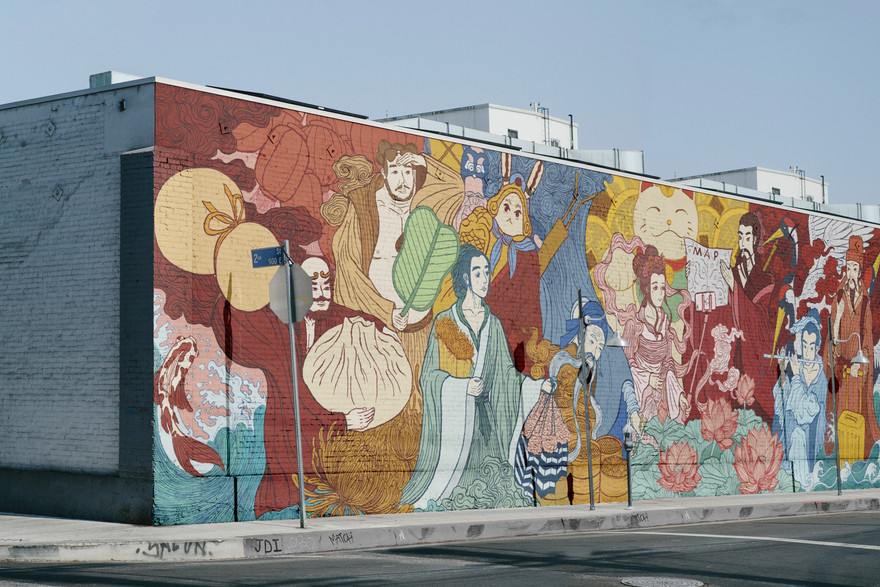 Chinatown Mural Proposal