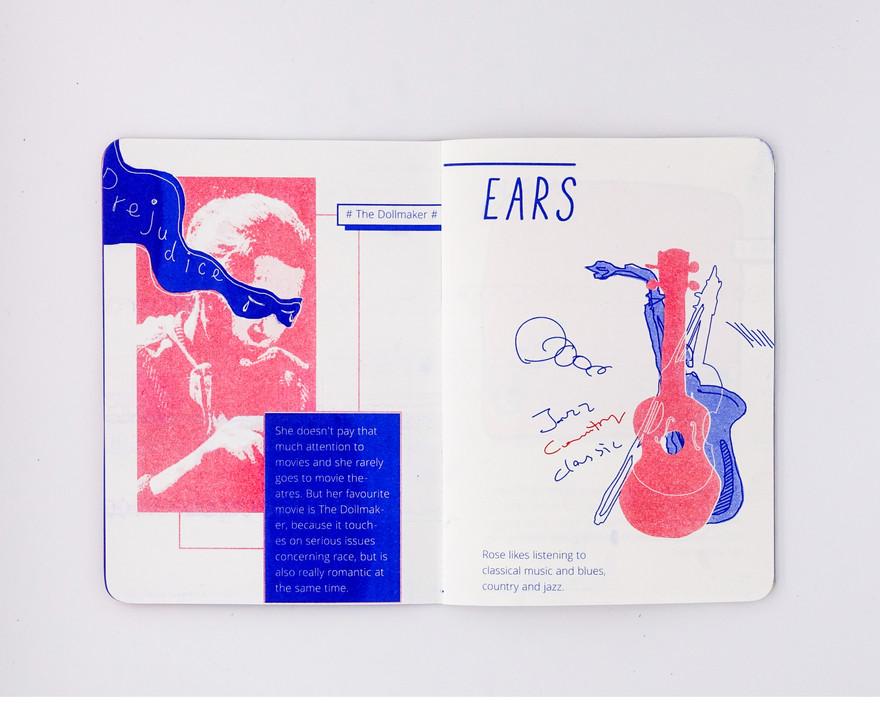 Rose's Story - Ears