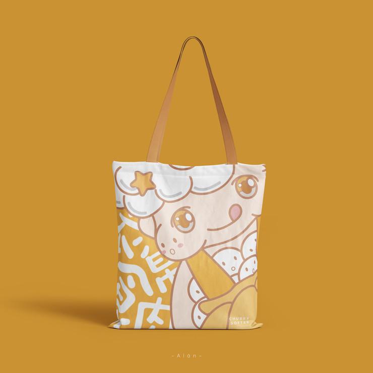 Chubby Softee Tote Bag