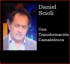 Scioli, ayer y hoy