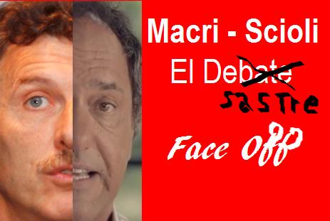 Macri - Scioli