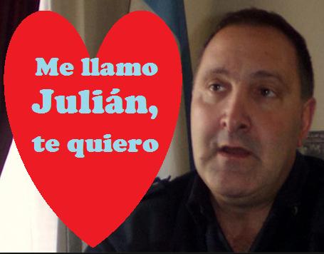 Melnyk - Julián, el diálogo