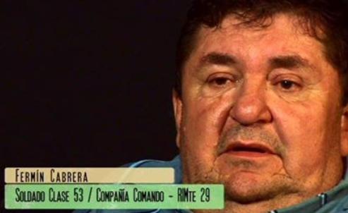 Fermín CABRERA