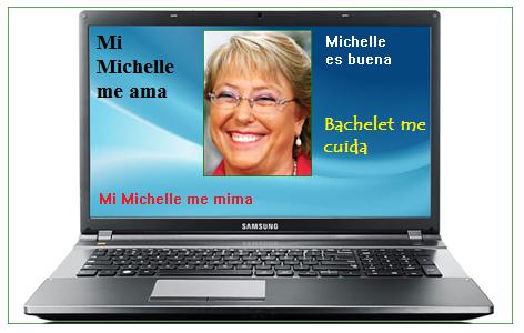 Los defensores de Michelle