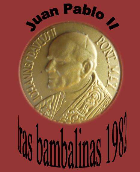 Juan Pablo II, visita de 1982