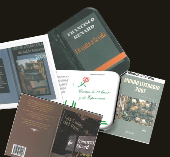 Libros del Dr. Bénard