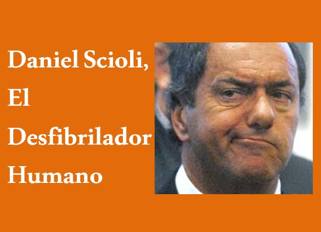 Scioli, el Mesías