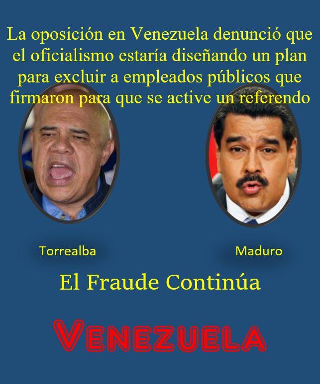 Maduro y su pillaje
