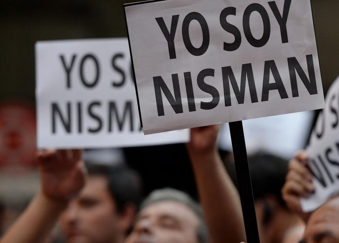 La Impunidad . Nisman II