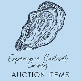 """""""Experience Carteret County"""" Auction Items"""