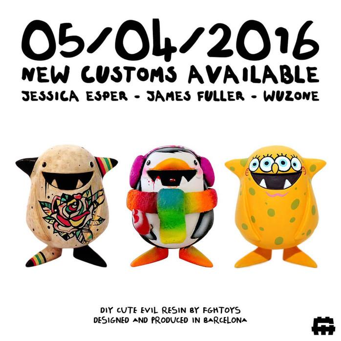Bitxitu Art Toy Release